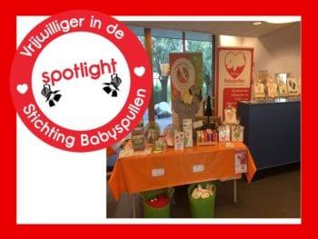 Vrijwilliger In De Spotlight: Mirjam Van Vliet Happy Belly's