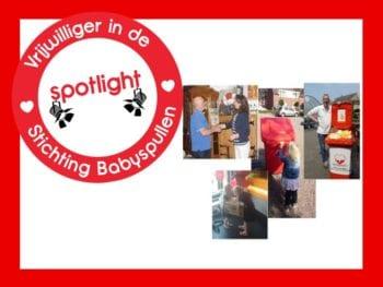 Vrijwilliger In De Spotlight: Marielle Bakema