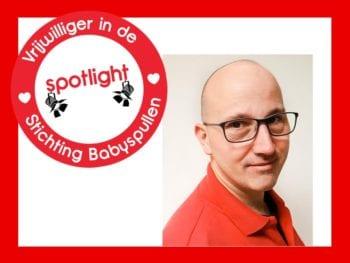Vrijwilliger In De Spotlight: Romano De Pauli