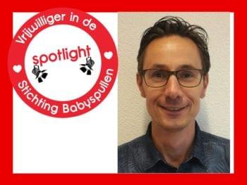 Vrijwilliger In De Spotlight: Peter Terlouw