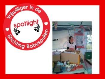 Vrijwilliger In De Spotlight: Jhenna Van Schijndel
