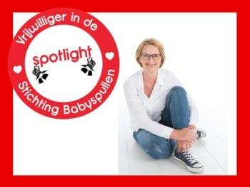 Vrijwilliger In De Spotlight: Mary De Boer
