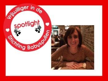 Vrijwilliger In De Spotlight: Mariska Middelbeek