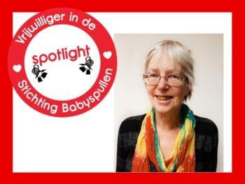 Vrijwilliger In De Spotlight: Rina Knol