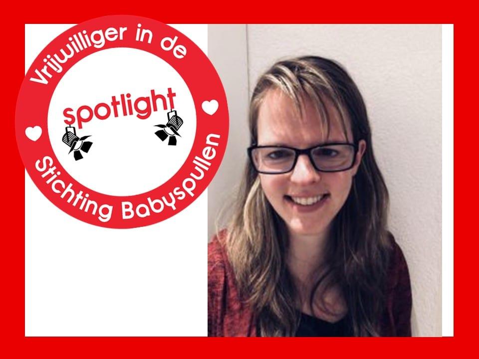 Vrijwilliger In De Spotlight: Katinka John