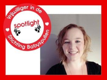 Vrijwilliger In De Spotlight: Annemarie Zantingh