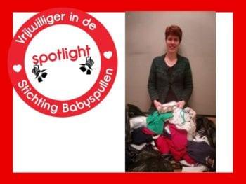 Vrijwilliger In De Spotlight: Regina Harms
