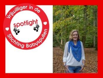 Vrijwilliger In De Spotlight: Ingrid Joosten