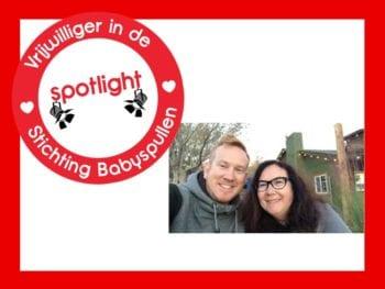 Vrijwilligers In De Spotlight: Martijn Joosten En Moniek Schippers