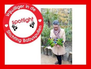 Vrijwilliger In De Spotlight: Pauline Klok