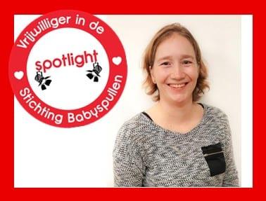 Vrijwilliger In De Spotlight: Nanda De Vries