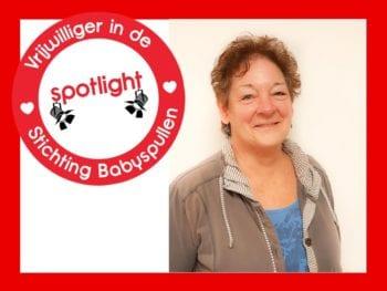 Vrijwilliger In De Spotlight: Sally Dalmeijer