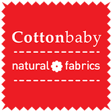 Logo Cottonbaby Natural Fabrics