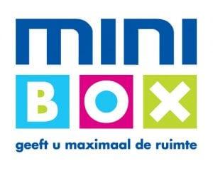 Logo Mini Box geeft u maximaal de ruimte