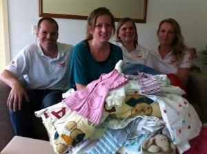 Zes Jaar Stichting Babyspullen