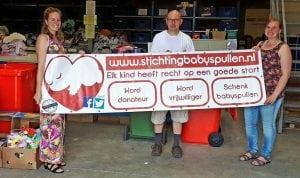Gastblog: Babycursus.com Steunt Stichting Babyspullen