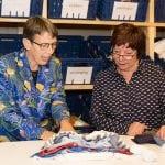 Staatssecretaris Klijnsma Heeft De Stapelweek Bij Stichting Babyspullen Afgetrapt
