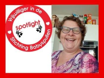 Vrijwilliger In De Spotlight: Wendy Sepers
