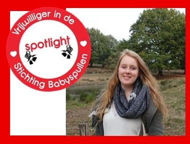 Vrijwilliger In De Spotlight: Indra Blokdijk
