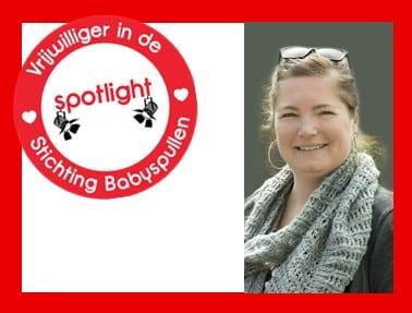 Vrijwilliger In De Spotlight: Sandra Keppel