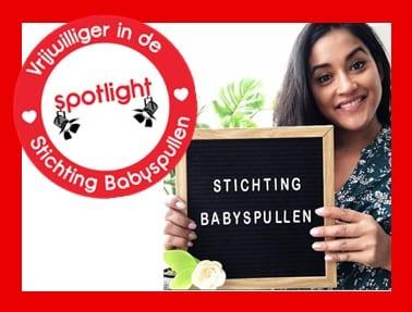 Vrijwilliger In De Spotlight: Zerlina Winkel