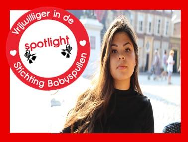 Vrijwilliger In De Spotlight: Chayenne Kreeft