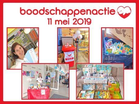 BOODSCHAppenactie 11mei 2019