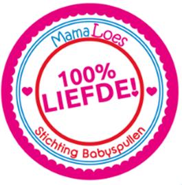 MamaLoes - Stichting Babyspullen - 100% Liefde