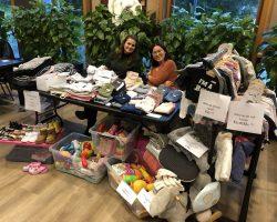 Moeder Aan Moeder Markt Werkt Samen Met Stichting Babyspullen