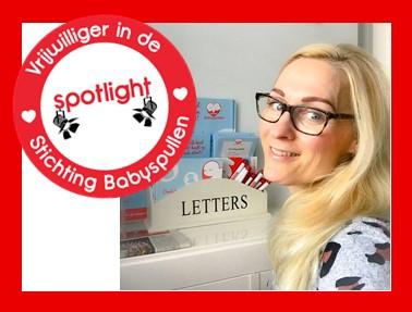 Vrijwilliger In De Spotlight: Mirjam Millenaar