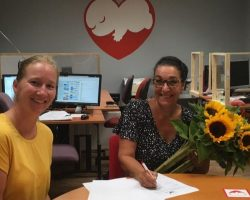 Esther Bodegraven Nieuwe Vrijwilligerscoördinator