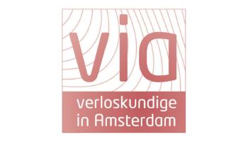Logo Via Verloskundige Amsterdam